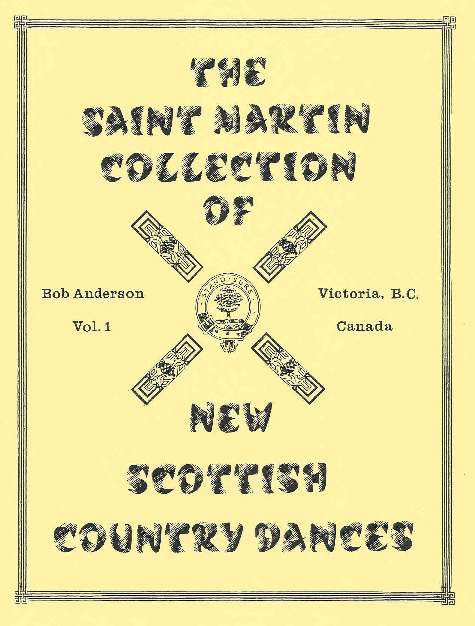 The Saint Martin Collection - Volume 1