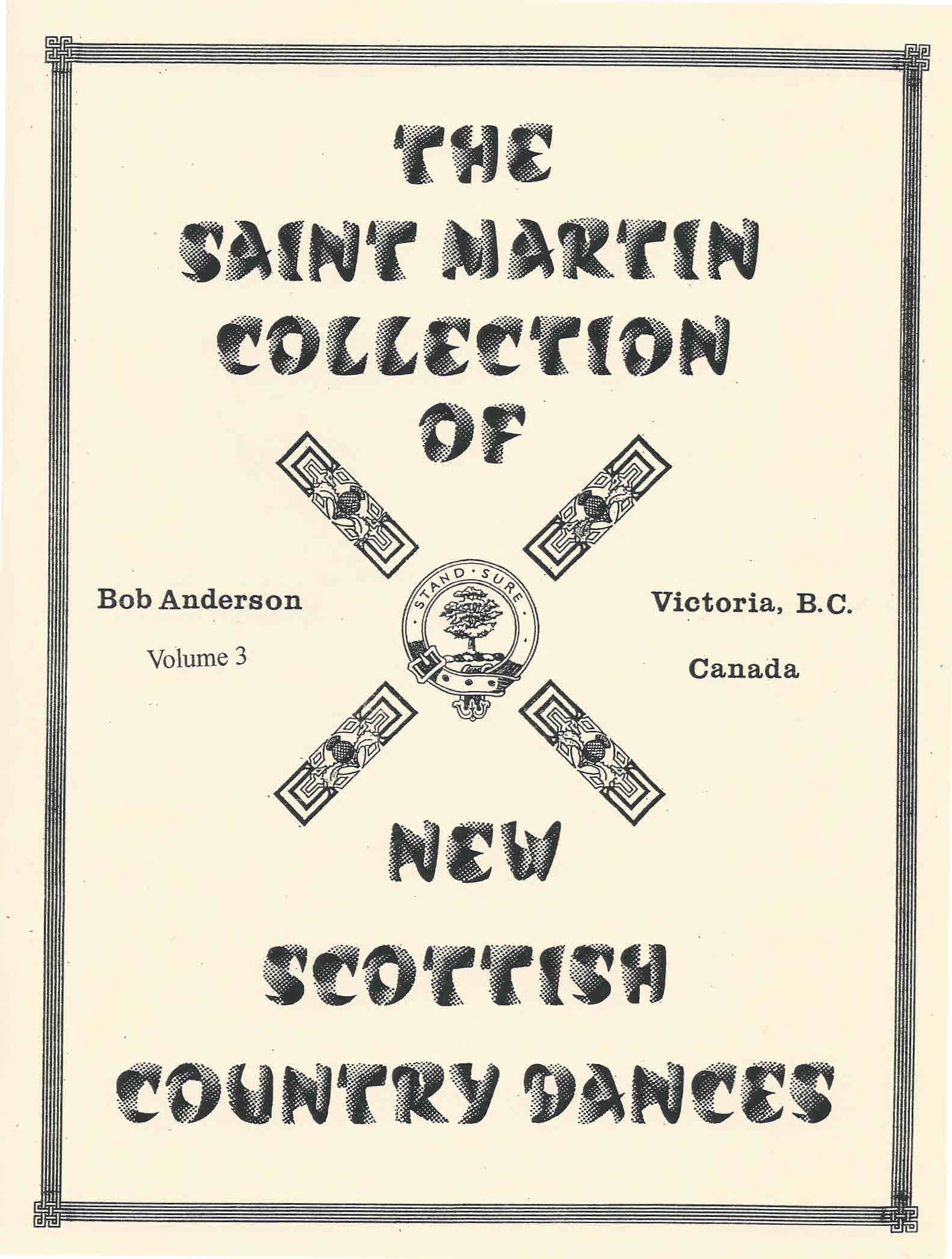 The Saint Martin Collection - Volume 3