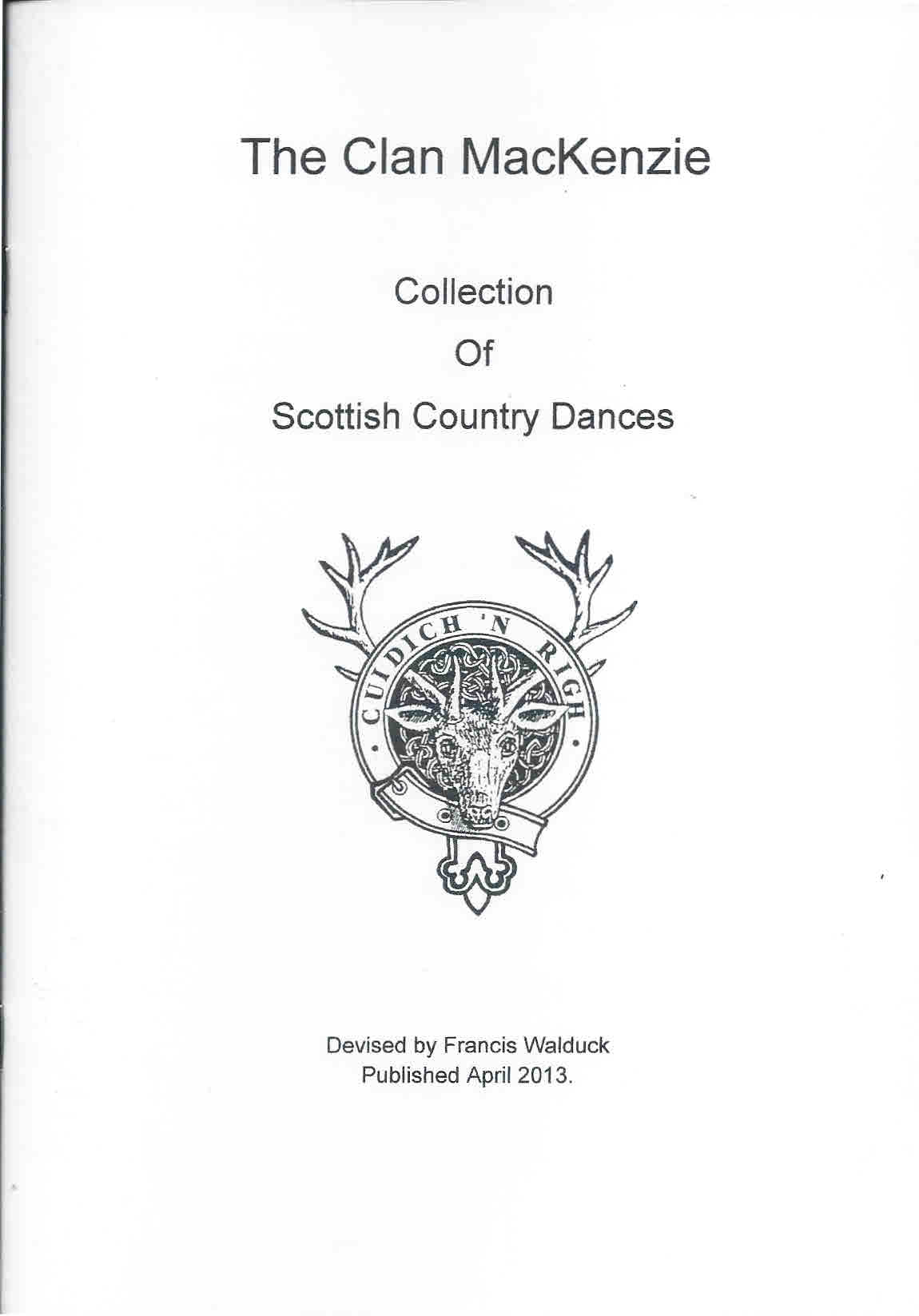 The Clan MacKenzie Collection of SCD