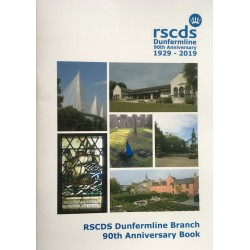 RSCDS Dunfermline 90th Anniversary 1929 - 2019