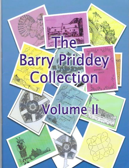 Barry Priddey Collection Vol 2
