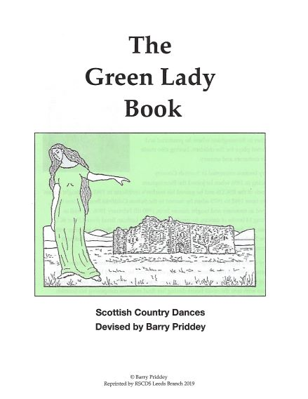 The Green Lady by Barry Priddey - PDF
