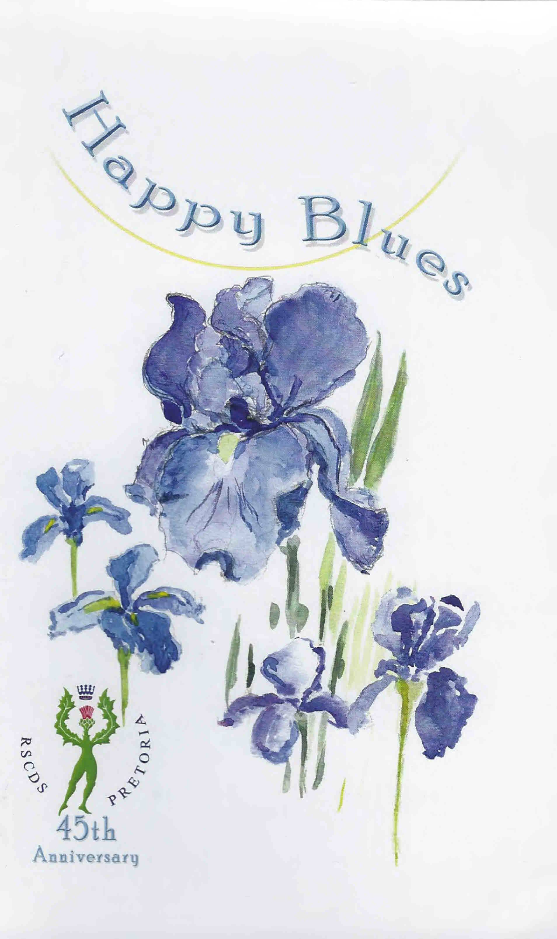 Happy Blues by Pretoria Branch