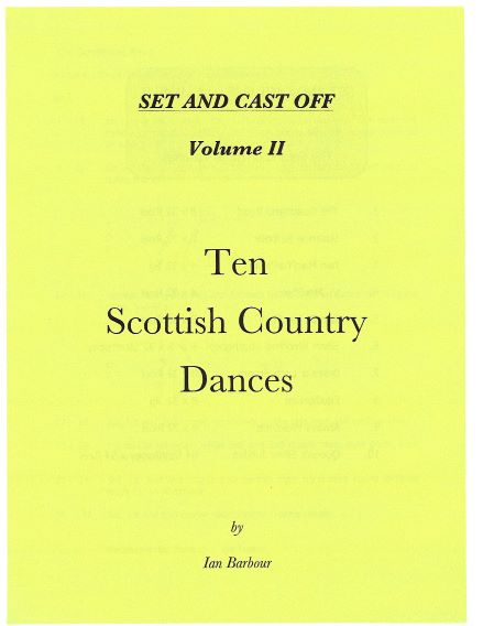 Set and Cast Off Vol II - Dances by Ian Barbour - pdf