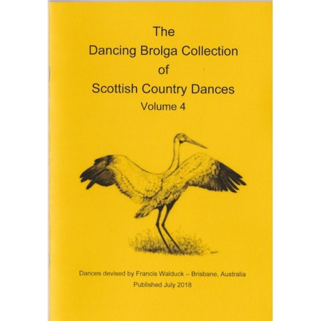 The Dancing Brolga Collection Volume 4