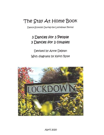 The Stay At Home Book - Lockdown - Dances by Anne Dejean - pdf