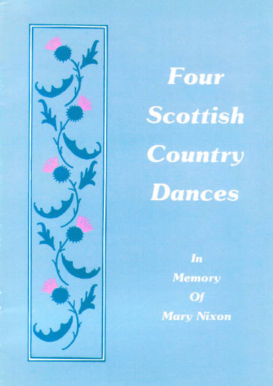 Four Scottish Country Dances in Memory of Mary Nixon