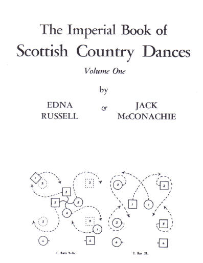 The Imperial Book of Scottish Country Dances, Vol 1