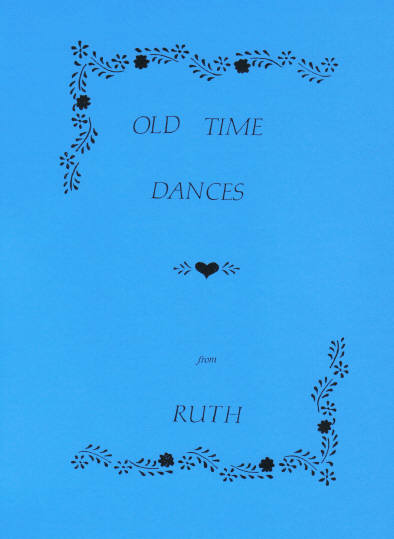 Old Time Dances From Ruth (6 dances)