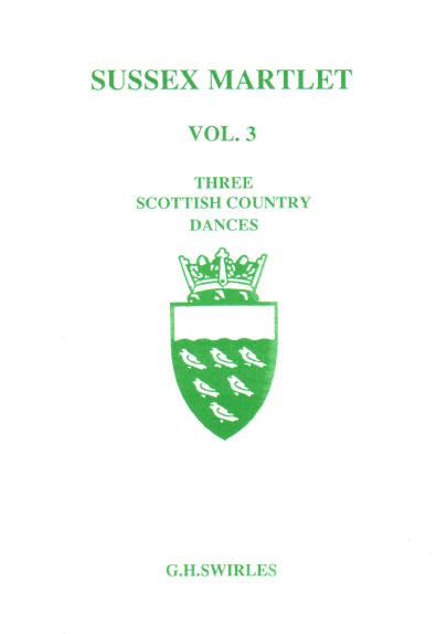 Sussex Martlet Book of SCD, Vol. 3