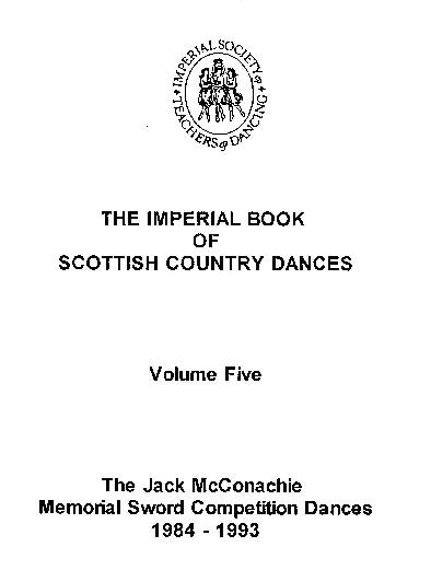 Imperial Book of Scottish Country Dances, Vol. 5