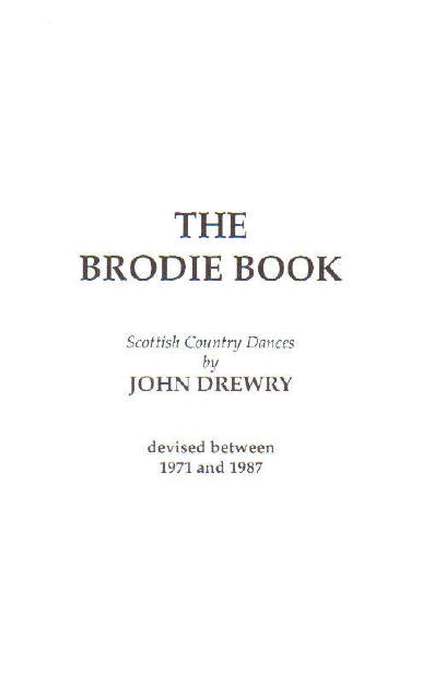 Brodie Book, The