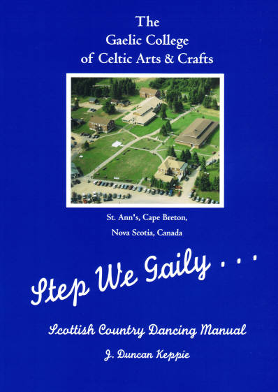Step We Gaily, a manual for teachers and dancers