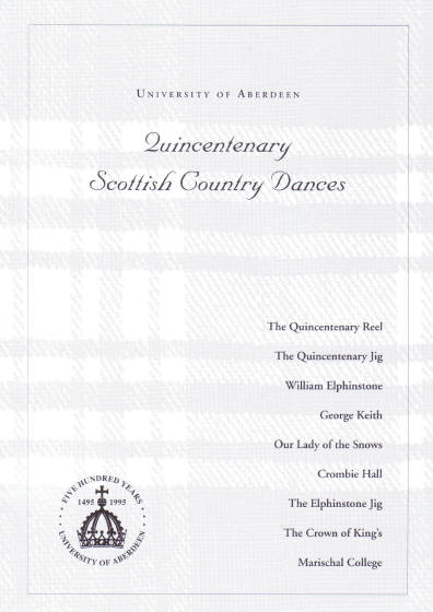 The Quincentenary S.C.D.