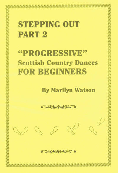 Stepping Out Part 2 - Progressive Beginners