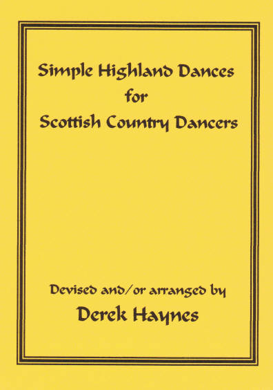 Simple Highland Dances