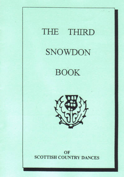 The Third Snowdon Book of S.C.D.