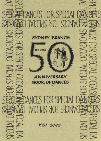 Sydney Branch 50th Anniversary Book