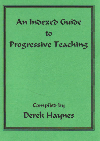 An Indexed Guide to Progressive Teaching