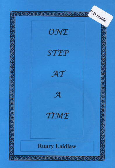 One Step at a Time (includes CD)