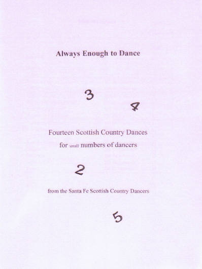 Always Enough to Dance (Santa Fe SCD Group)