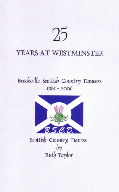 25 Years at Westminster
