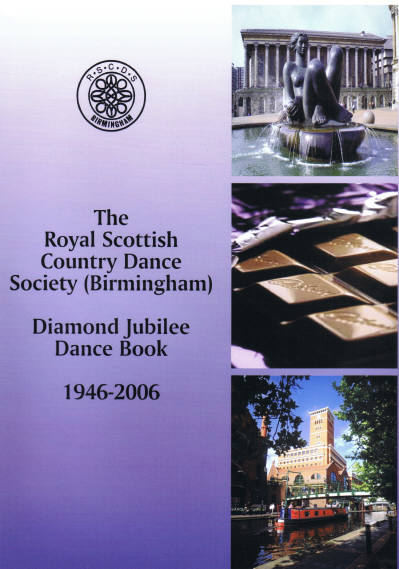 RSCDS Birmingham Diamond Jubilee Dance Book