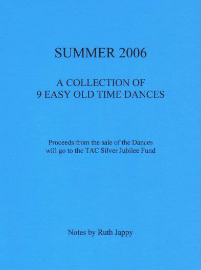 Summer 2006 (Ruth Jappy) (Old Time)