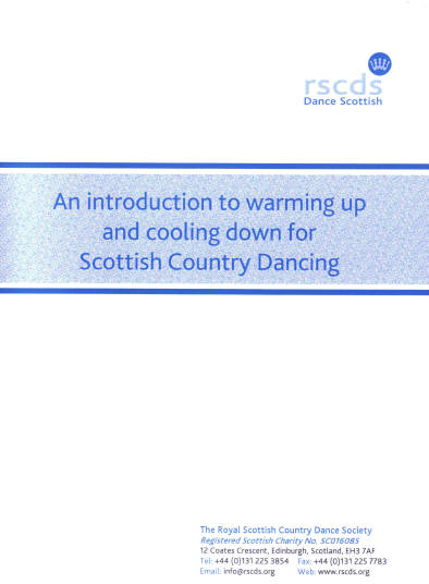 An Introduction to warming up and cooling down for Scottish Coun