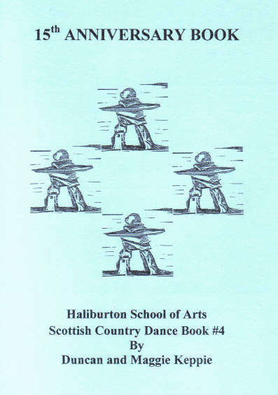 15th Anniversary Book, Haliburton School of the Arts