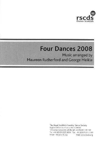 Four Dances 2008
