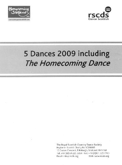 Five Dances For 2009