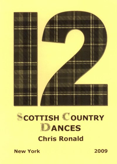12 Scottish Country Dances by Chris Ronald
