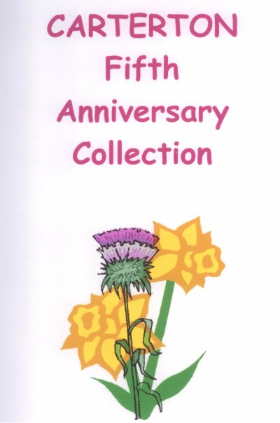 Carterton Fifth Anniversary Collection