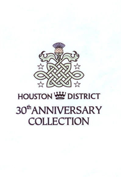 Houston & District 30th Anniversary Collection