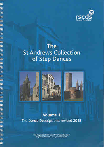The St Andrews Collection of Step Dances Vol. 1, 2nd Ed.
