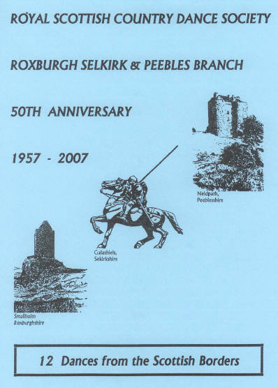 50th Anniversary (Roxburgh Selkirk & Peebles Branch)