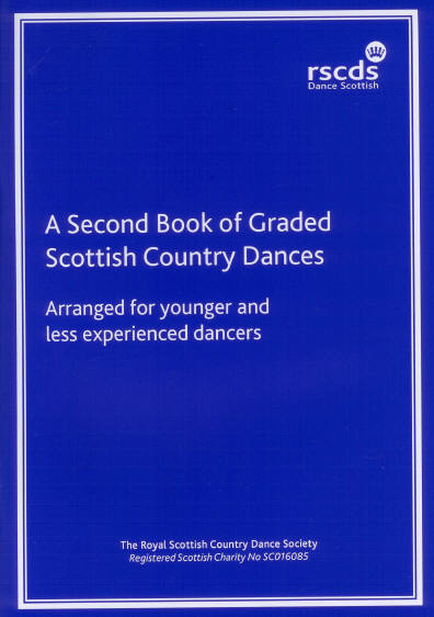 A Second Book of Graded Scottish Country Dances