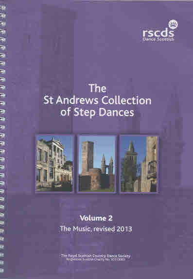 The St Andrews Collection of Step Dance Music, Vol. 2, 2nd Ed.