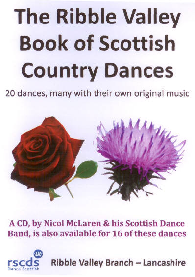 The Ribble Valley Book of Scottish Country Dances