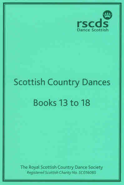 Scottish Country Dances Books 13 - 18