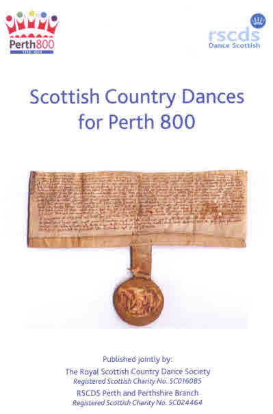 Scottish Country Dances for Perth 800