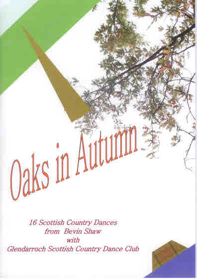 Oaks in Autumn