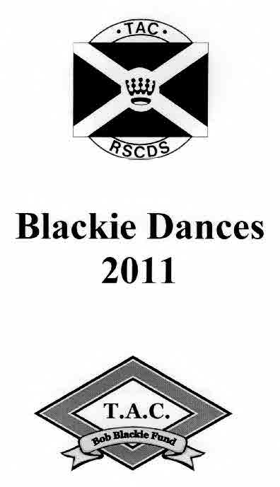 Blackie Dances 2011