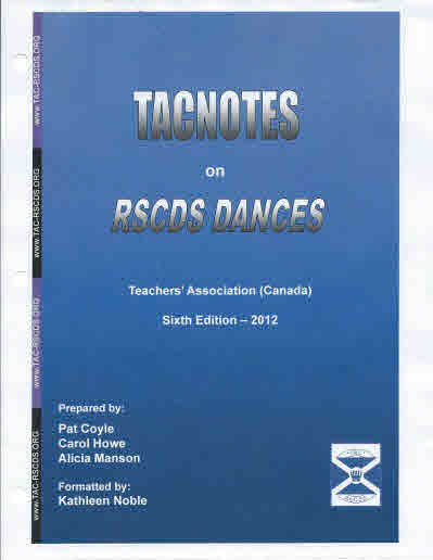 TACNotes - 2012 Edition