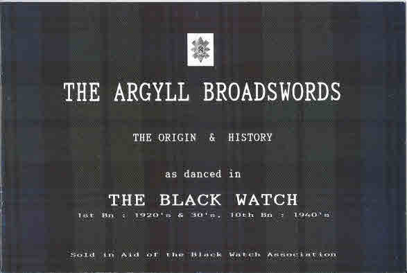 The Argyle Broadswords