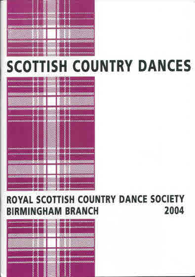 Scottish Country Dances 2004