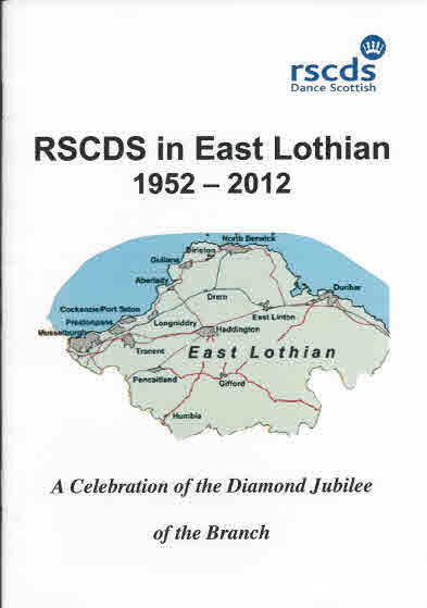 RSCDS in East Lothian 1952 - 2012