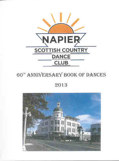 Napier 60th Anniversary Book of Dances 2013