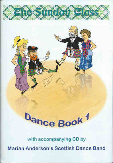 The Sunday Class: Dance Book 1